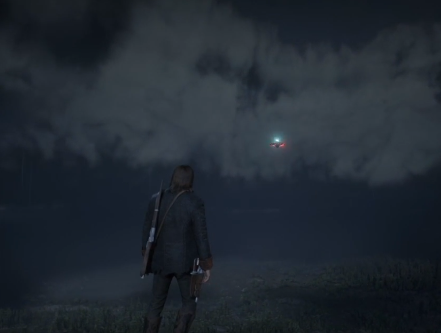 Ufo Rdr2 UFOs in
