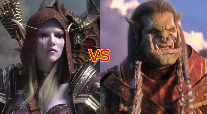 Photo of Players will choose between Sylvanas and Saurfang in BFA 8.1