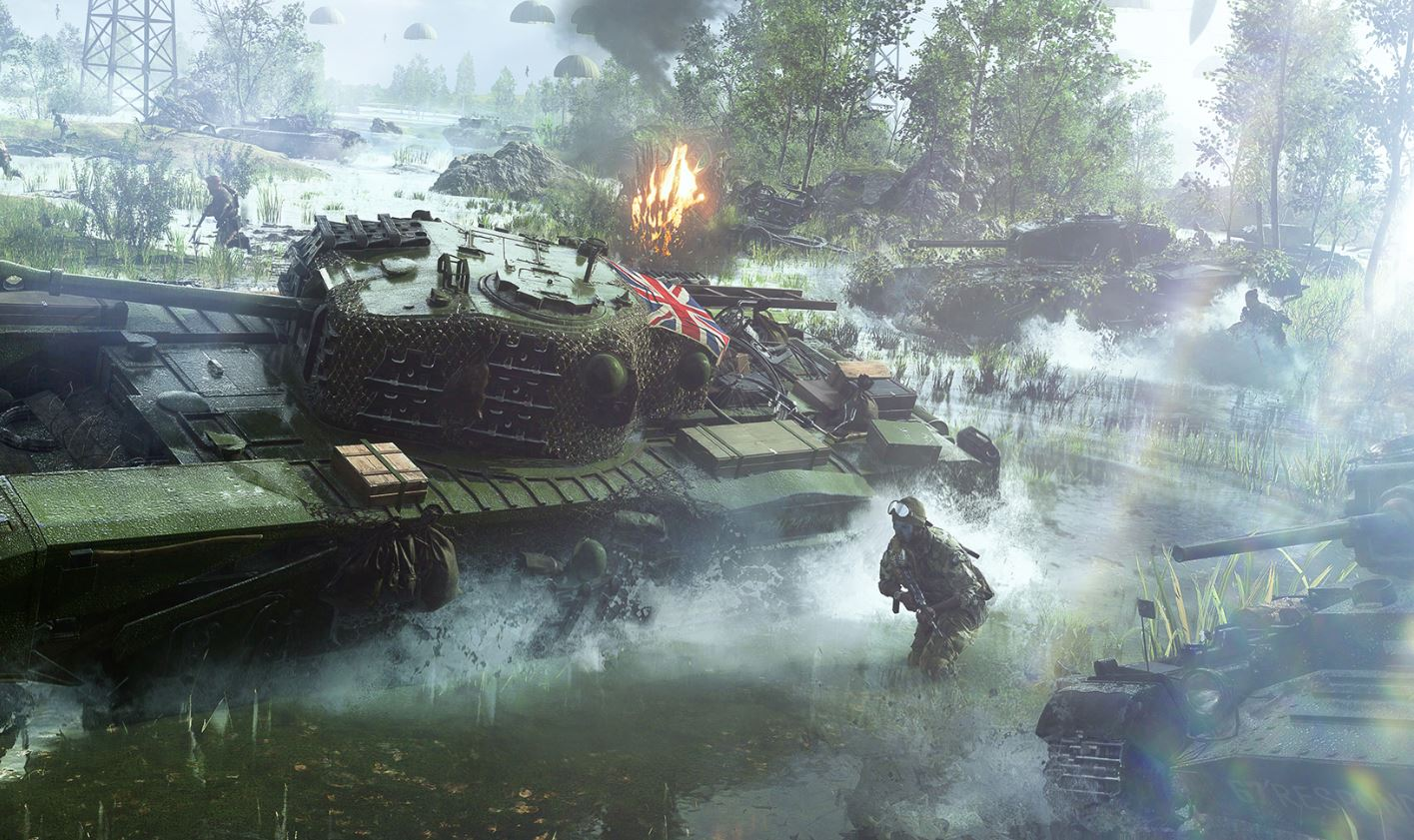 Photo of EA hosts a free-to-play period for Battlefield V on PC this early