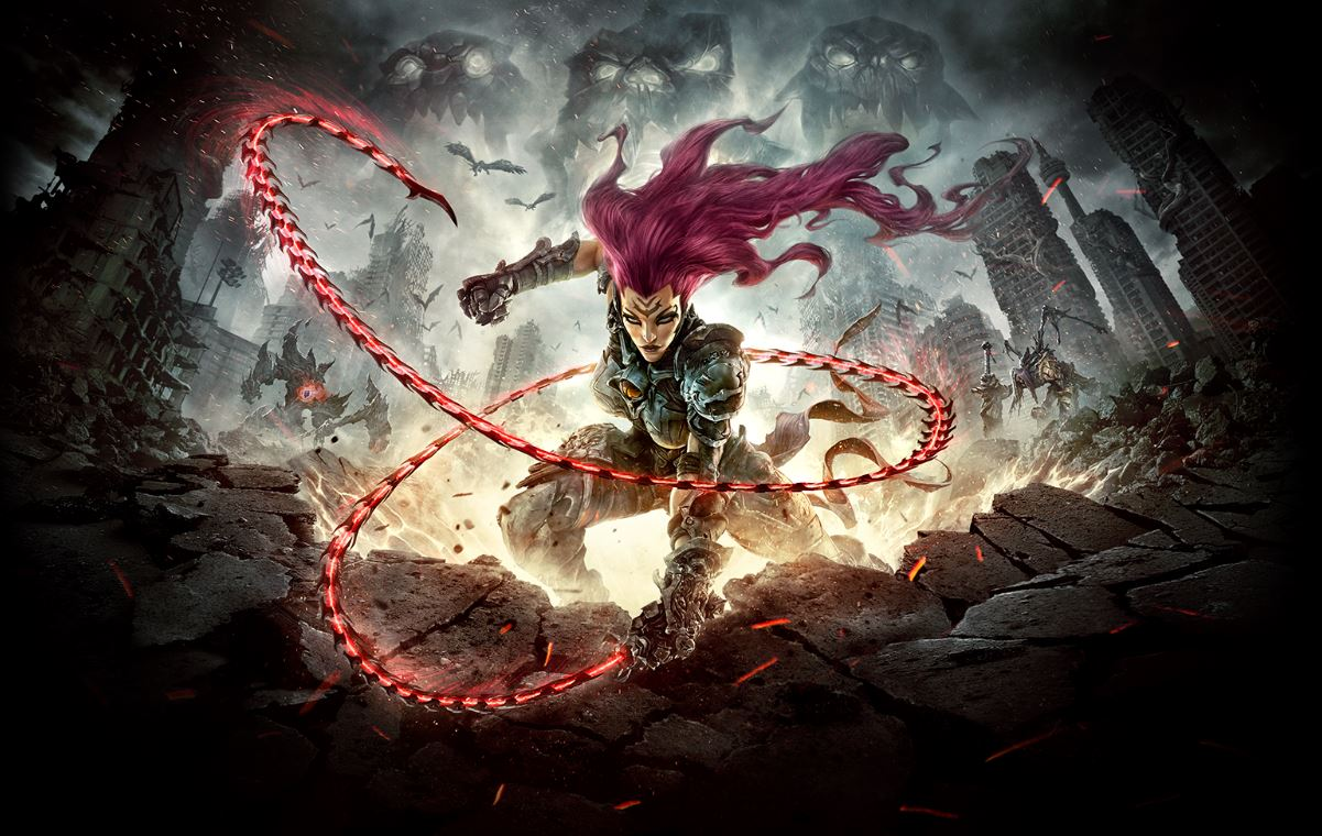 Photo of Darksiders 3 patch 1.05 is now live, introduces Classic Combat