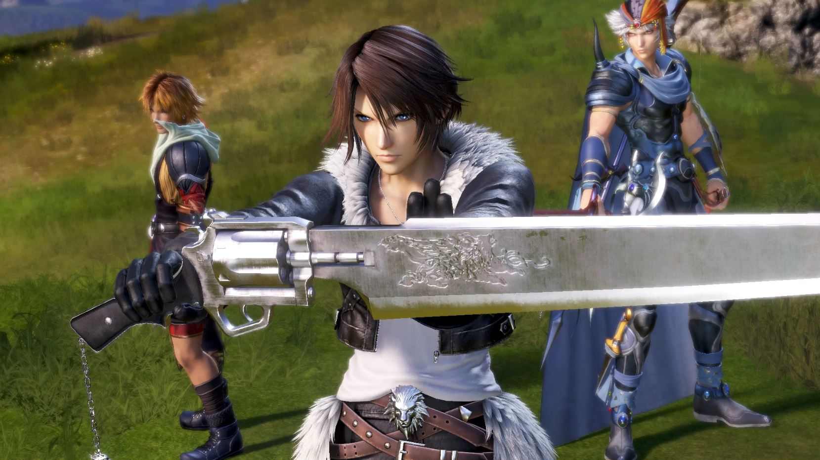 Photo of Square Enix announced anniversary livestream for its Dissidia Final Fantasy series