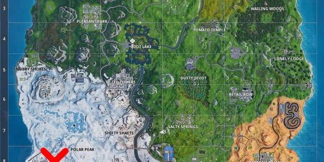 Fortnite Season 7: Where Is The Christmas Tree House Located?