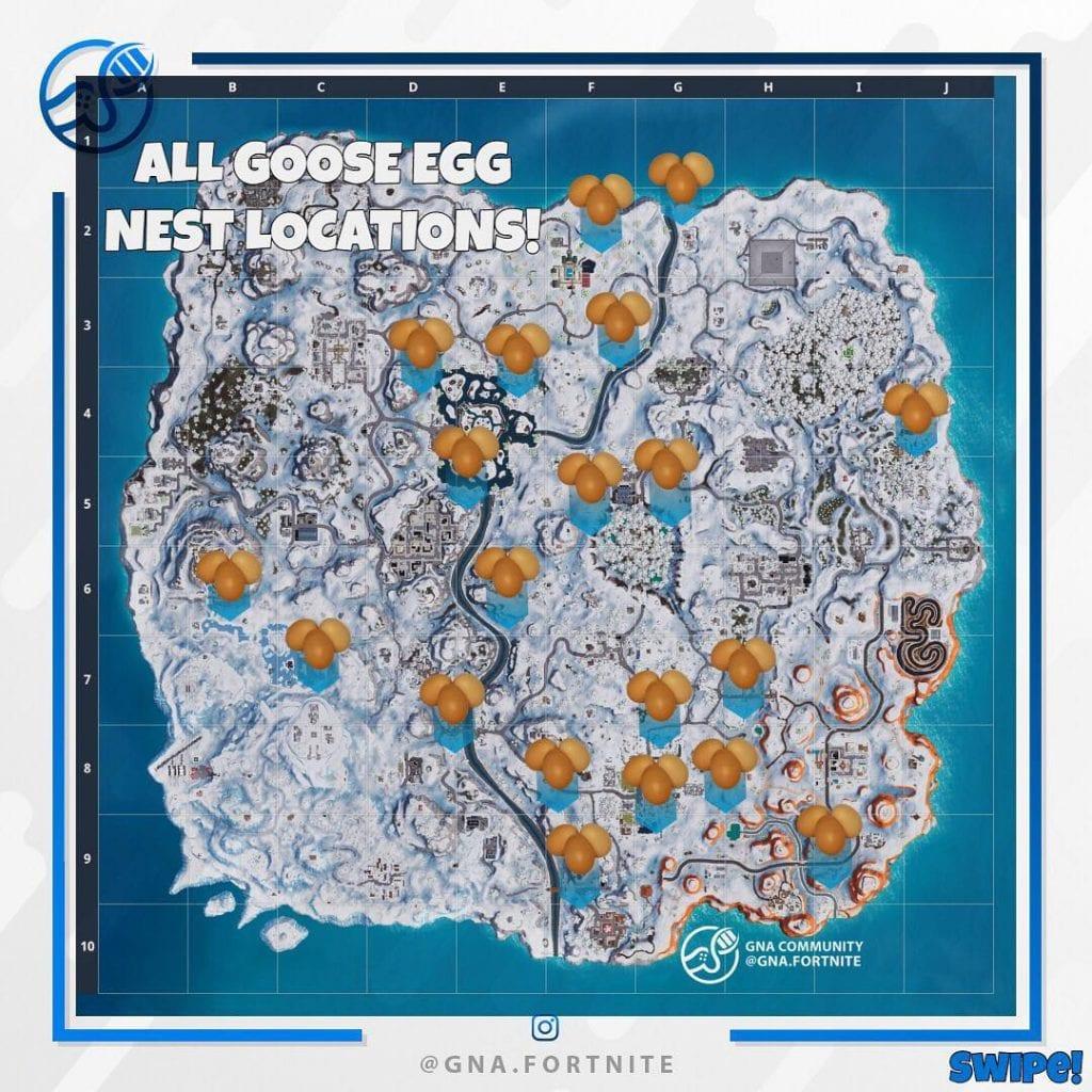Maps Fortnite Goose Nests Terrariumtvshows