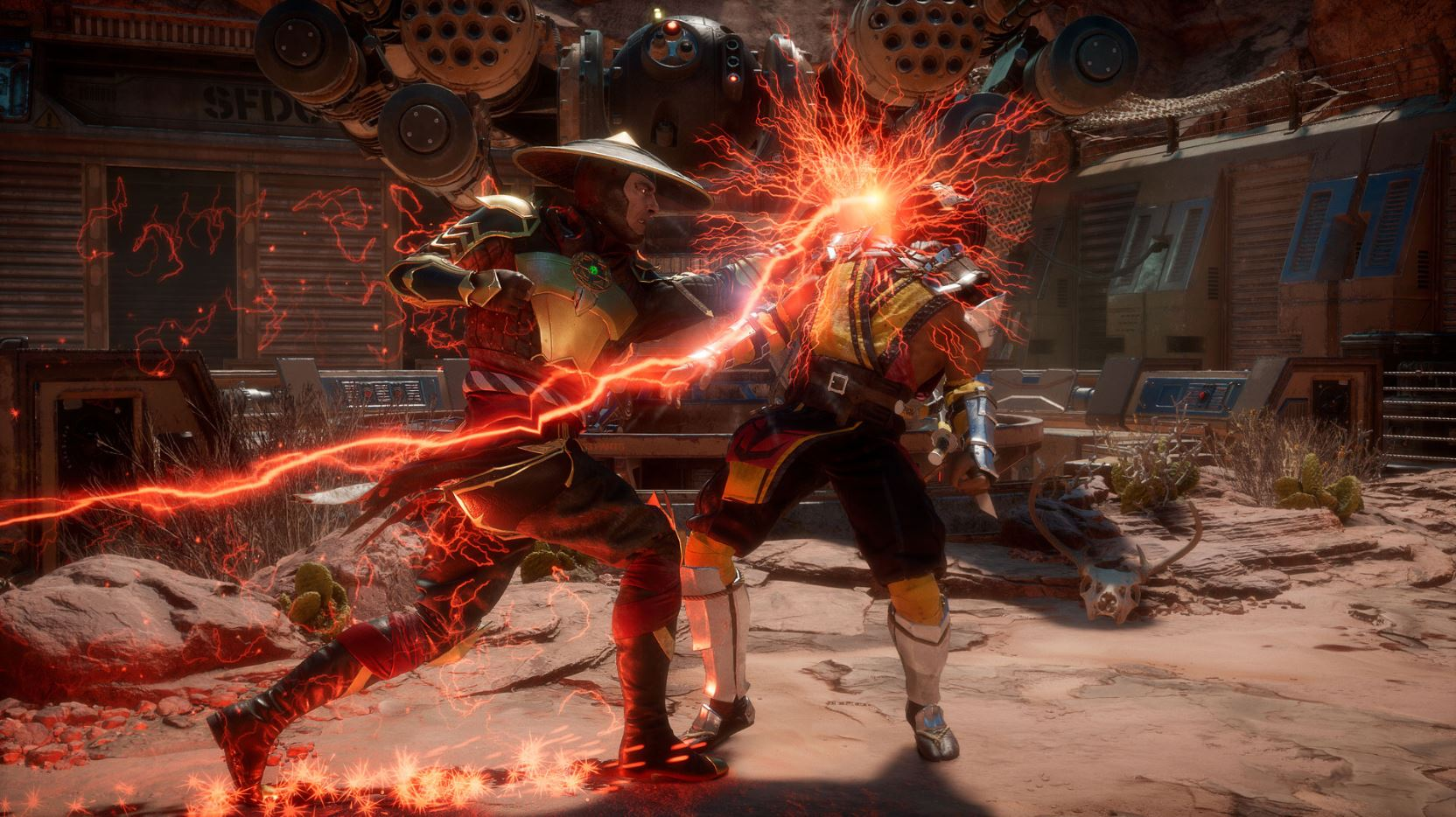 Photo of Mortal Kombat 11 Beta Available only to Preorders