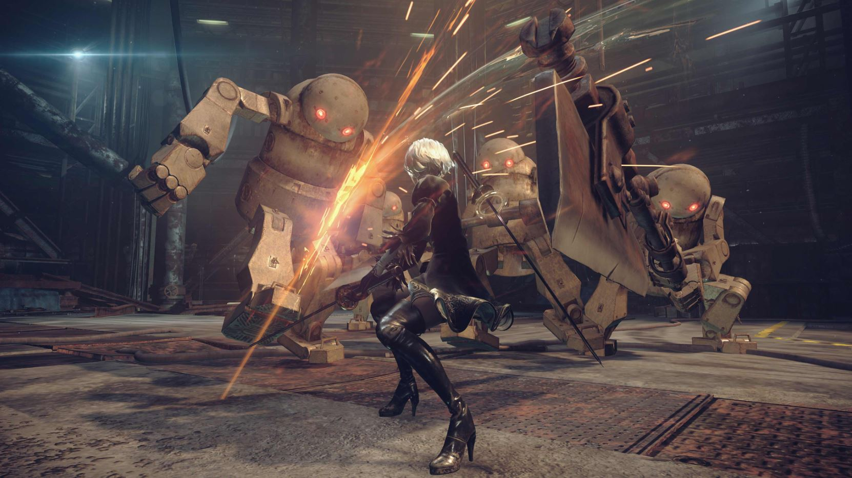 Photo of NieR: Automata with over 4 million sales Worldwide
