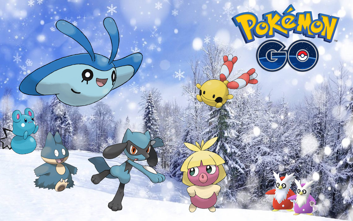 Photo of Holiday 2018 event brings new Pokemon, Raid Bosses and Shinies