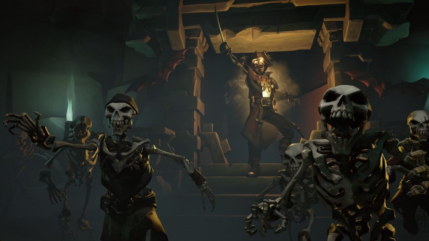 Photo of It's a festive season for Sea of Thieves players, plenty of Chests and Skulls