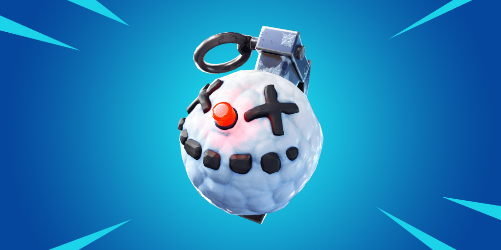 Photo of Chiller Grenade is coming to Fortnite, a new way to dazzle your enemies