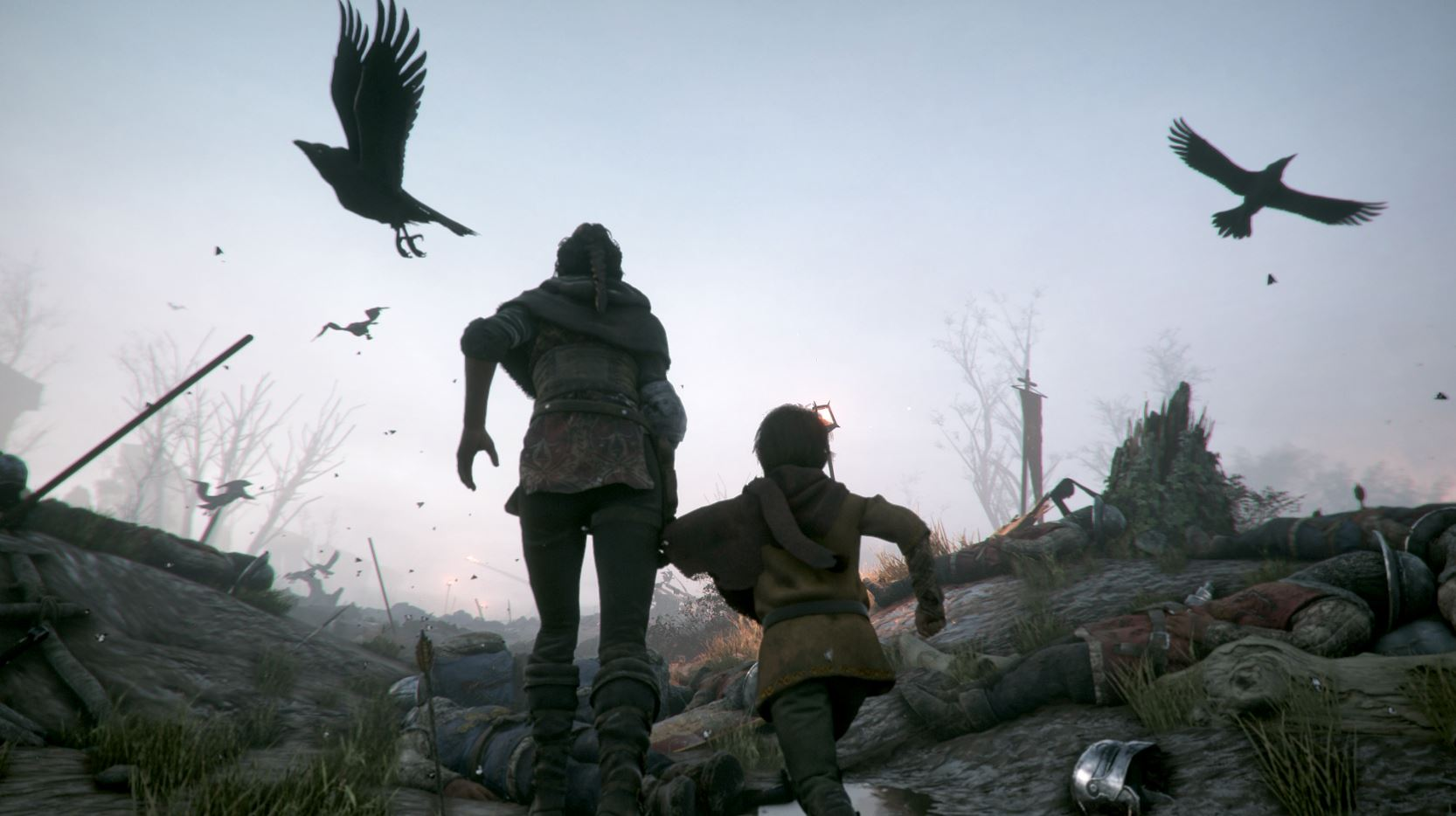Photo of A Plague Tale: Innocence comes out on May 14th, a new shaping adventure