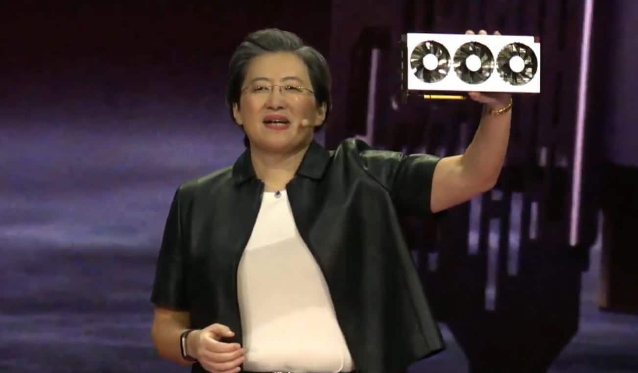 Photo of AMD Radeon VII is the World's First 7nm Gaming GPU