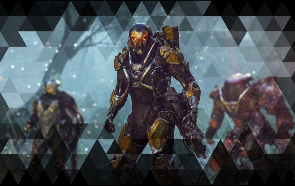 Photo of Anthem VIP Demo Load Screen Messages