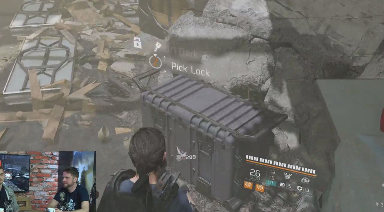Photo of The Division 2 Dark Zone Chests can be lock picked