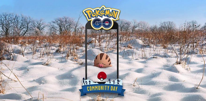 Photo of UPDATE Pokemon Go February Community Day Featuring Swinub