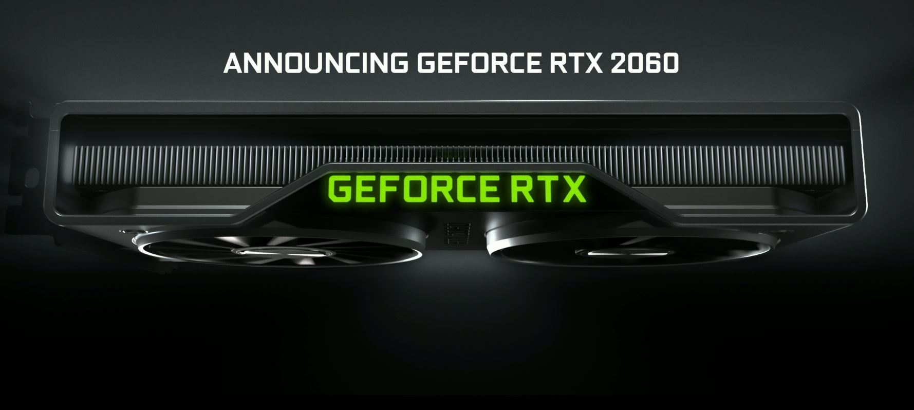 Photo of Nvidia RTX 2060 on Shelf starting January 15