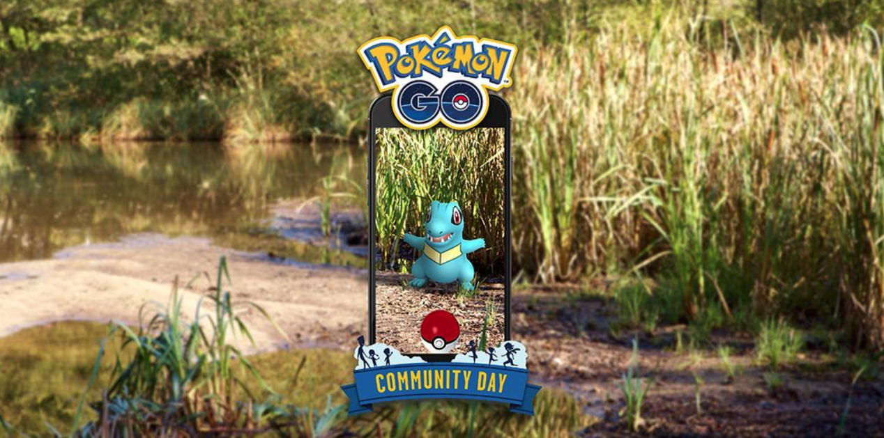 Photo of Pokemon Go Totodile Community Day Event 100% IV CP Chart
