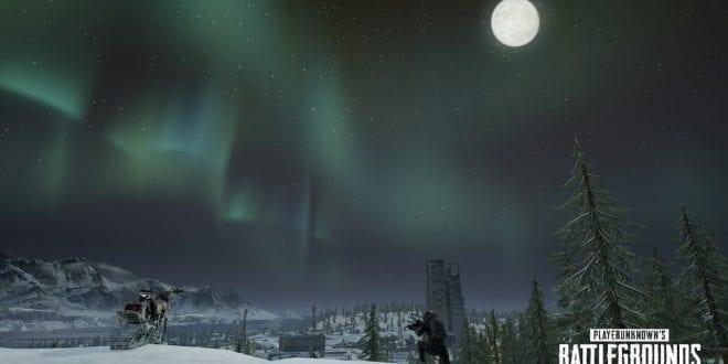 PUBG vikendi moonlight weather