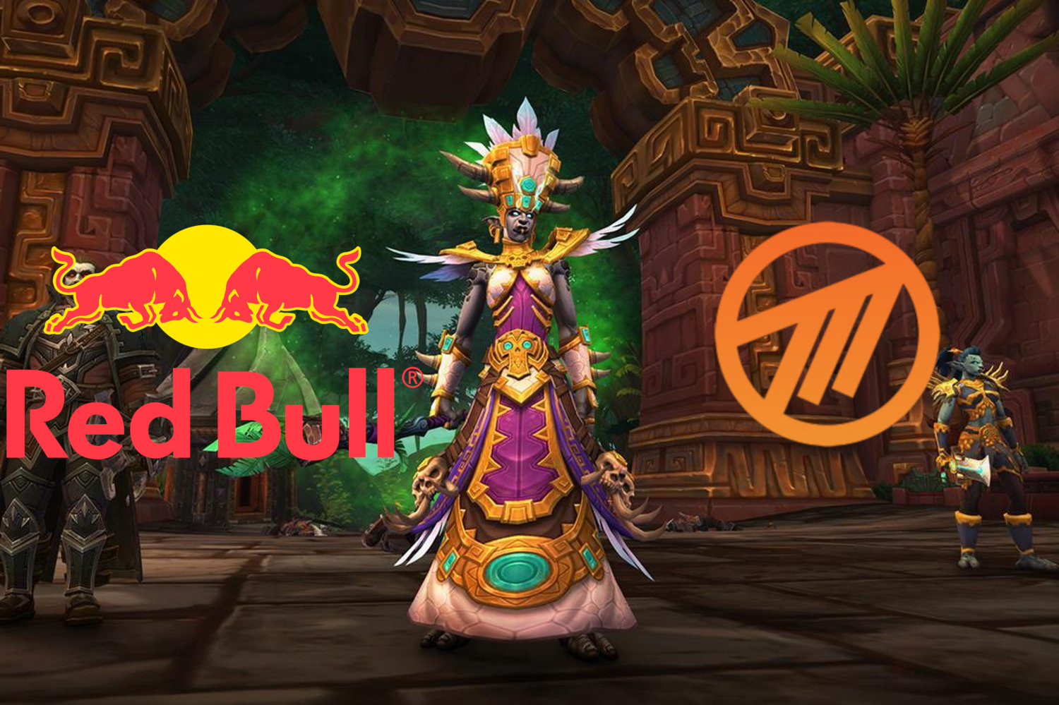 Photo of Red Bull is teaming with Method for Battle of Dazar'alor World First Race