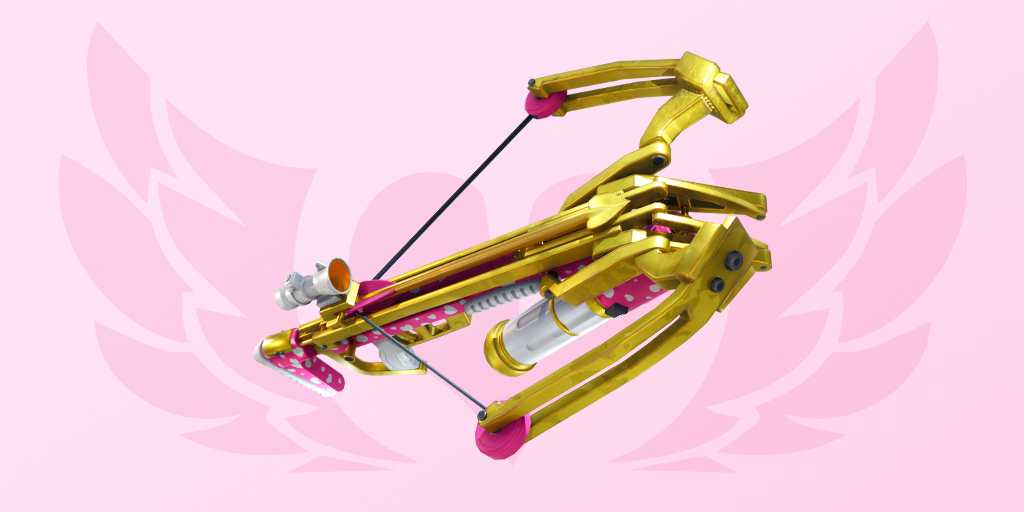 Photo of Cupid Crossbow will return to Fortnite for a brief period