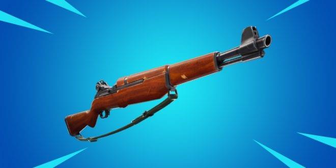 Fortnite M1 Rifle