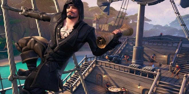 best route to visit 3 pirate camps in one match week 7 challenges season 8 - fortnite season 8 week 7 visit pirate camps in a single match