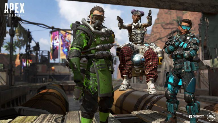 Photo of Apex Legends still having server issues, nothing resolved so far