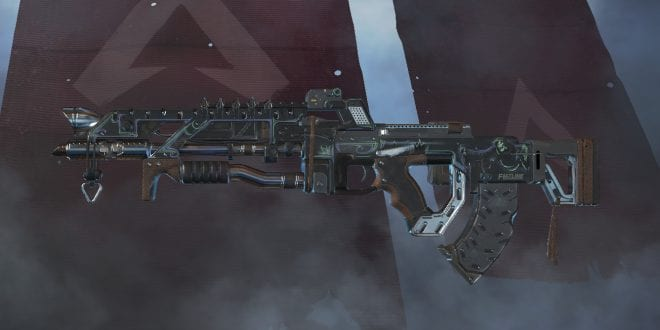 Apex Legends Weapon Damage Chart