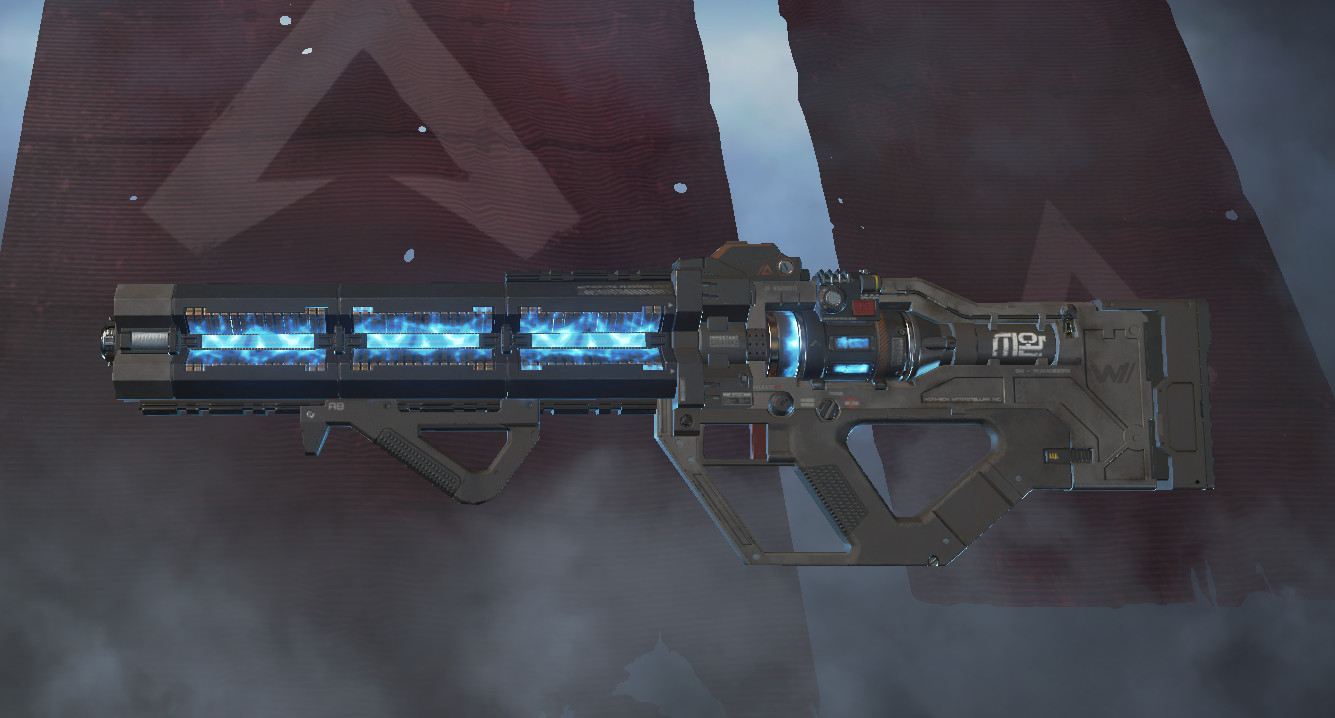 Photo of Apex Legends new update adds Havoc Energy Rifle