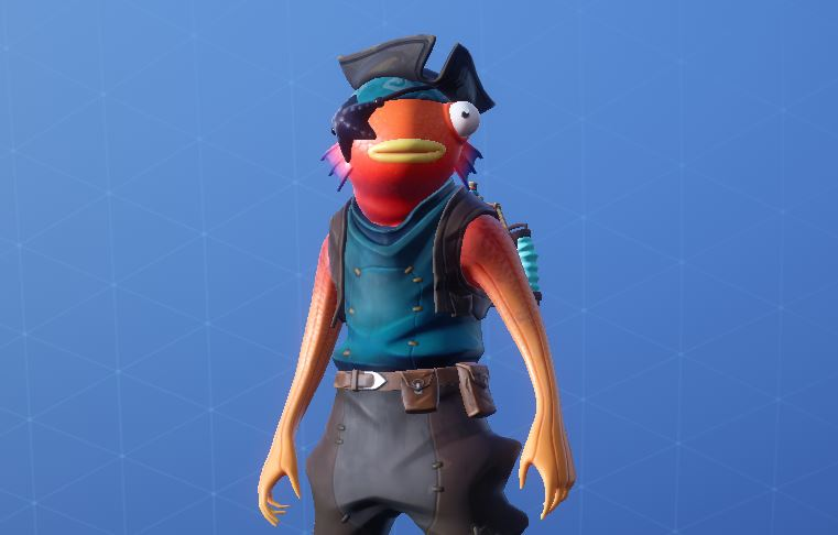 Photo of Fortnite's Fishstick Skin now has two different styles
