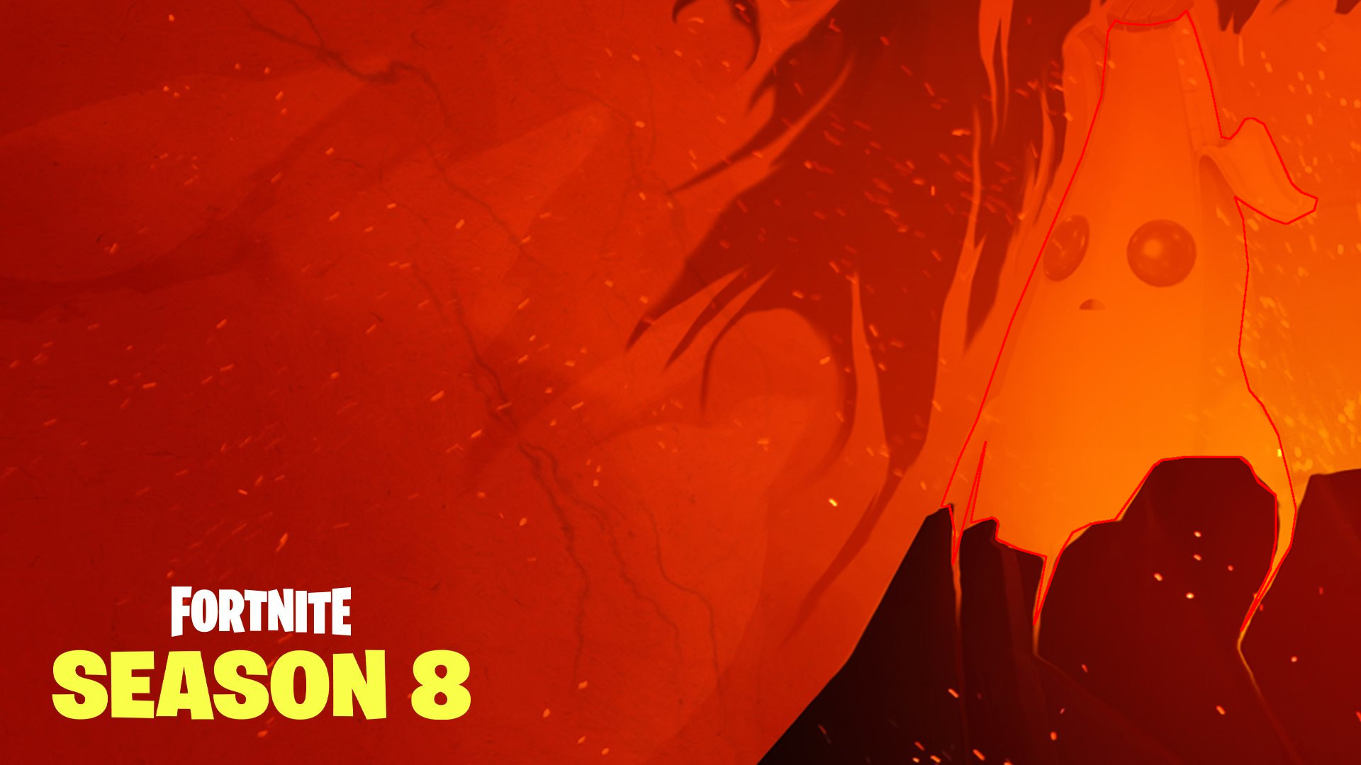 Photo of Fortnite's fourth and last tease has a banana in it, most likely a skin