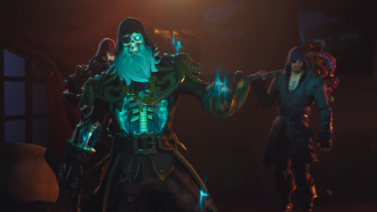 Photo of Fortnite Season 8 Cinematic Trailer Launched