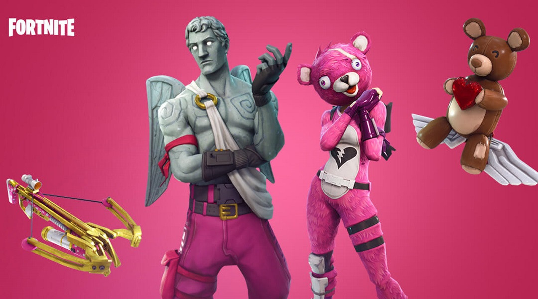Fortnite Valentines Day Event