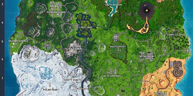 where to visit a giant face in the desert the jungle and the snow in fortnite - fortnite season 8 giant face locations map