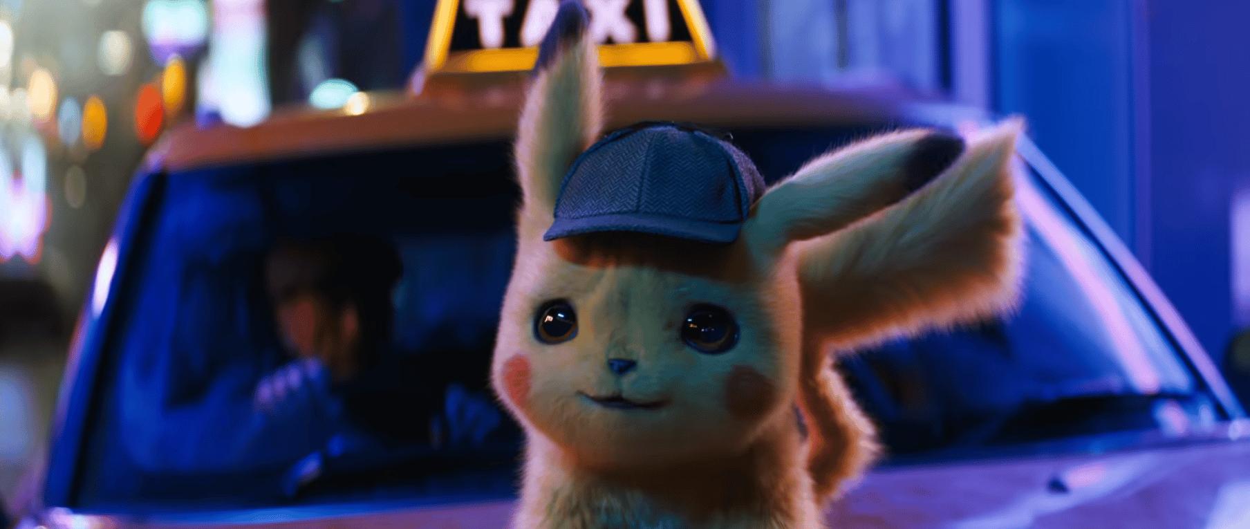 Photo of Pokemon Detective Pikachu Movie New Trailer Released, It's HUGE