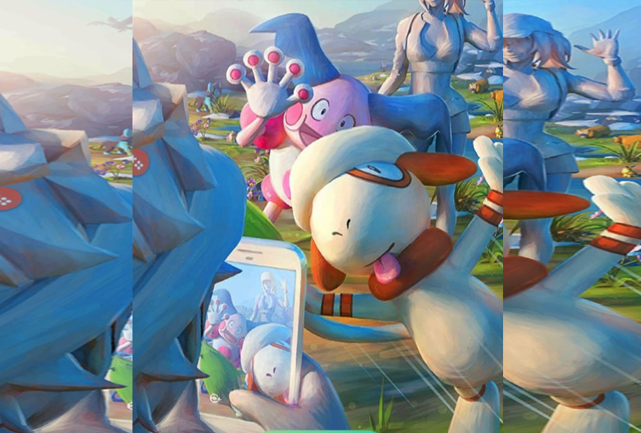 Photo of Pokemon Go Smeargle is Now Live, Photobombs Incoming!