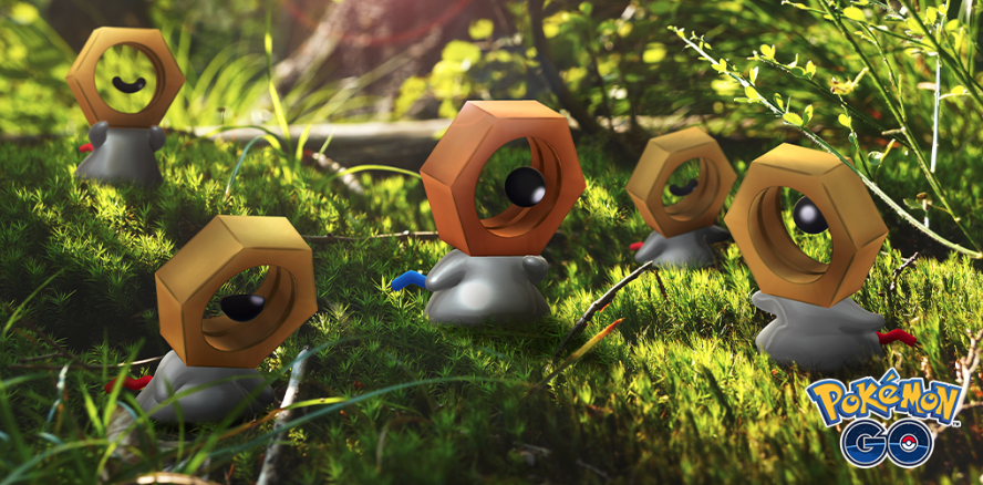 Photo of UPDATE Pokemon Go Shiny Meltan and Shiny Melmetal Limited Time Event Announced
