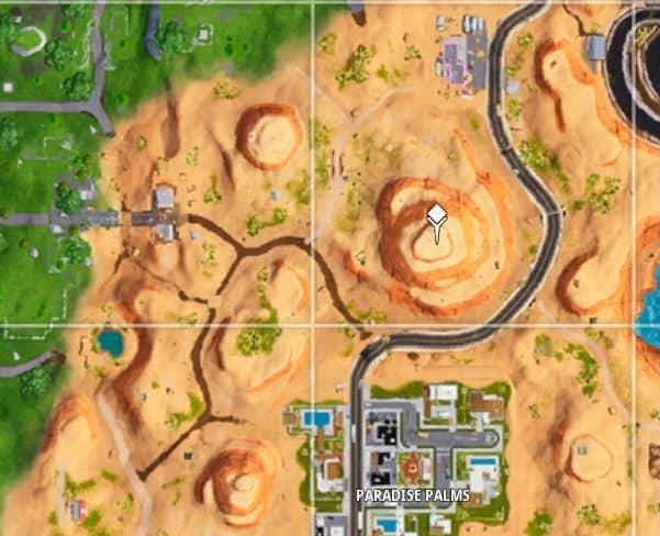 Prisoner Part 3 Fortnite Fortnite The Prisoner Stage 3 Trigger Location Overflooded By Players
