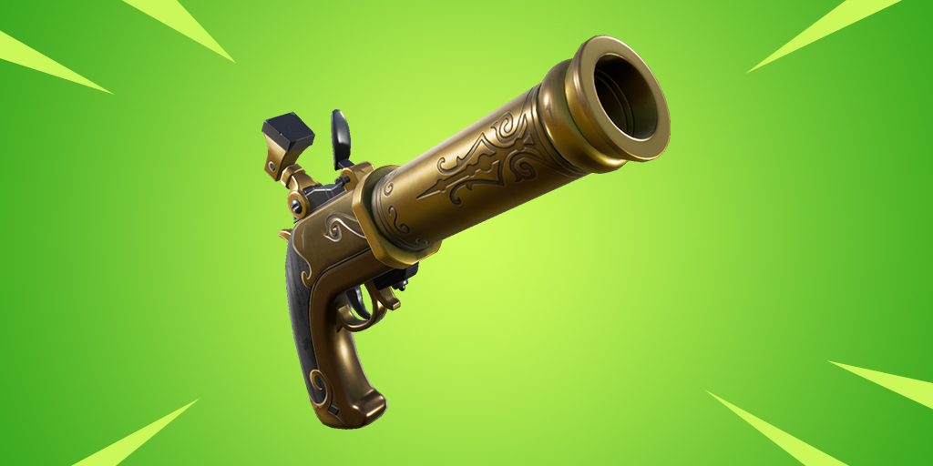 Photo of Flintlock Pistol is coming to Fortnite, reload animation and sound leak