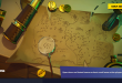 Fortnite Challenge Guide: Search where the magnifying glass sits on the Treasure Map loading screen