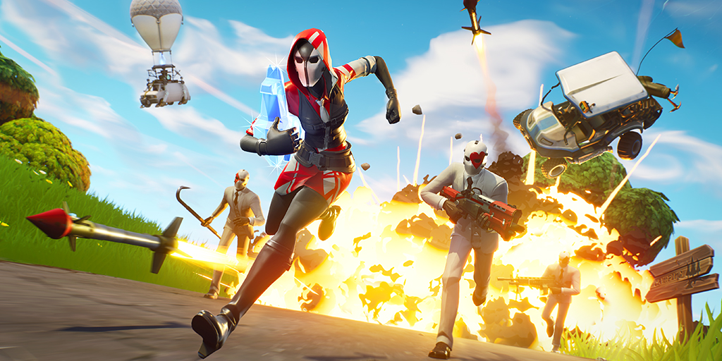 Photo of Fortnite High Stakes challenges and rewards are now live