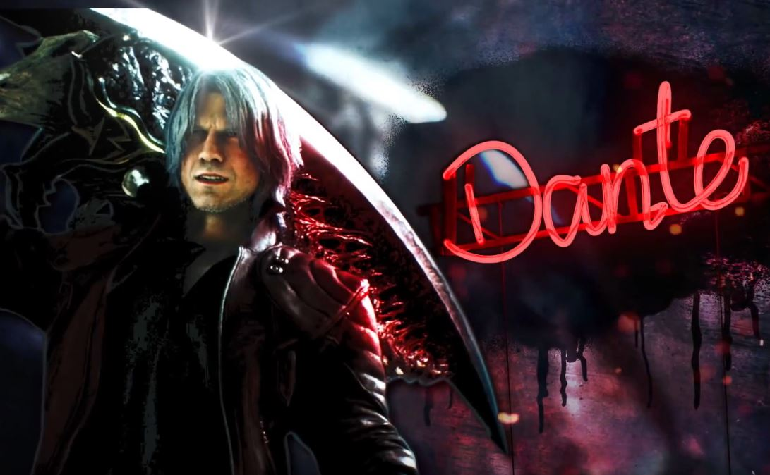 Photo of Devil May Cry 5 – Dante Combos Gameplay Video