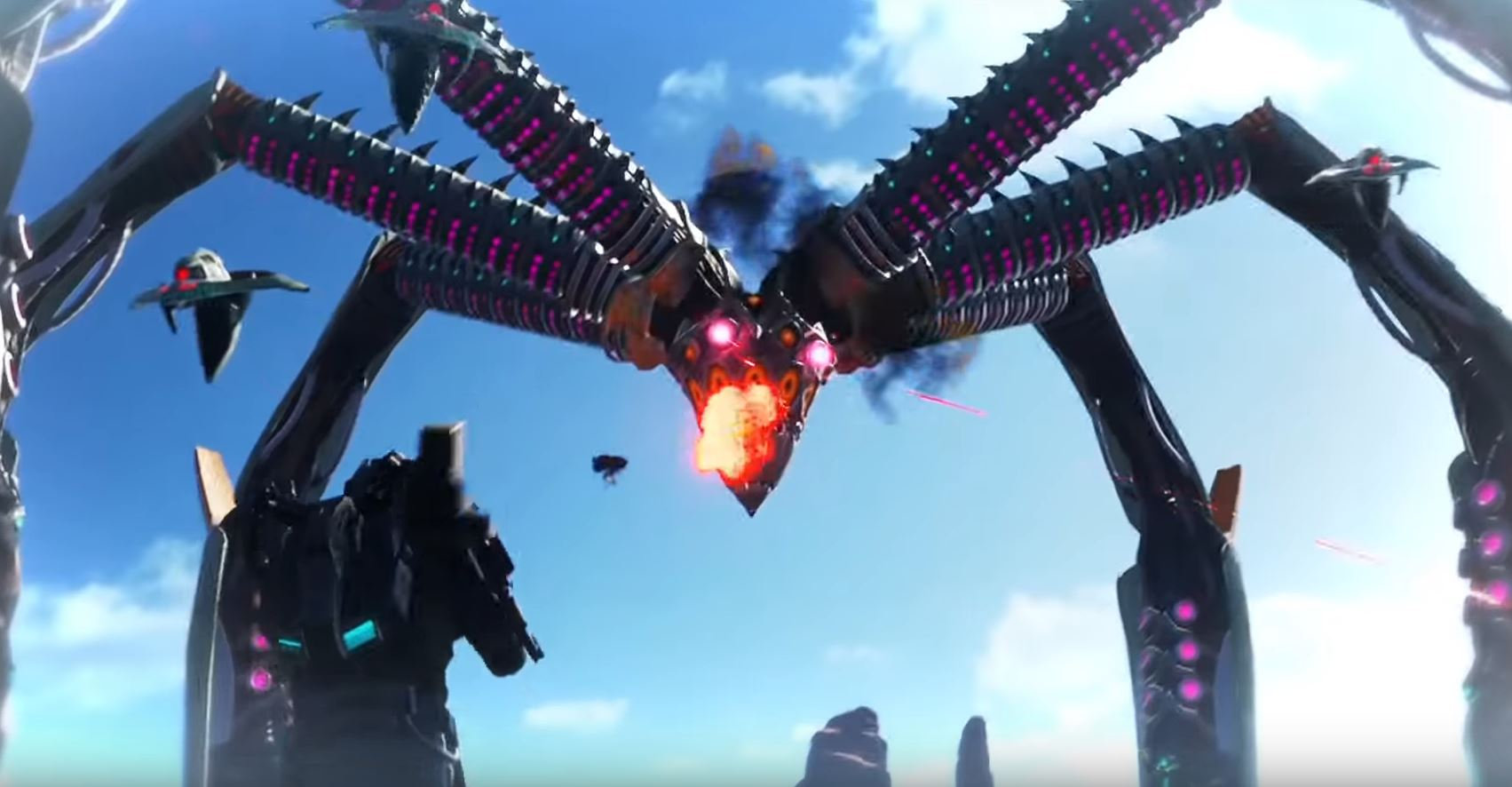 Photo of Earth Defense Force: Iron Rain Gets a new Trailer