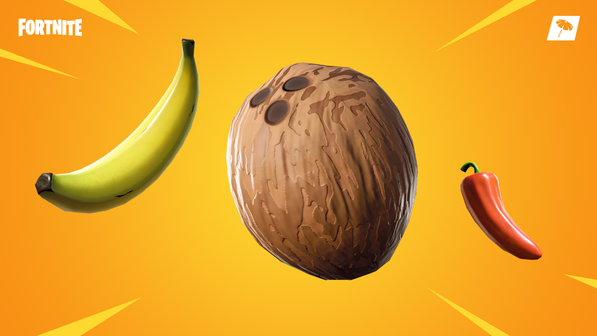 Photo of Where to find Coconuts, Bananas and Peppers in Fortnite?