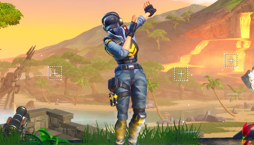 "Photo of Fortnite patch 8.30 may extend the ""Infinite Dab"" emote lobby duration to 15 hours"