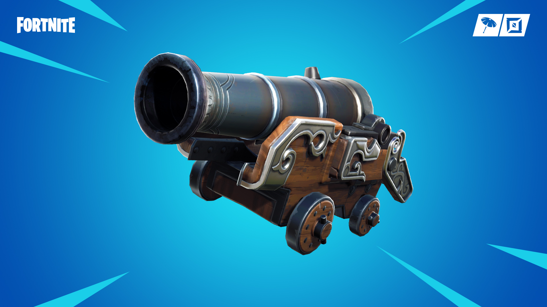 Photo of What if two players shoot each other with cannon in Fortnite and crash mid air?