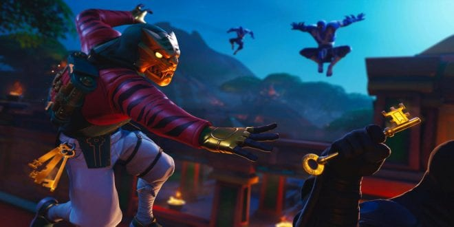 Fortnite Week 6 Season 8 Loading Screen