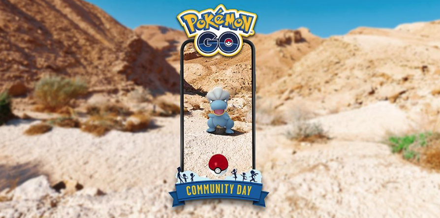 Photo of Pokemon Go April Community Day Featuring Bagon