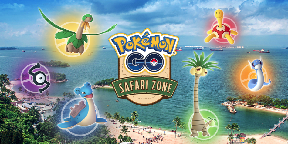 Photo of UPDATE Pokemon Go First Safari Zone Event in Singapore in April