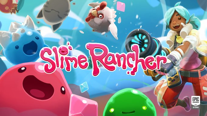 Photo of Slime Rancher is available for free on the Epic Games Store