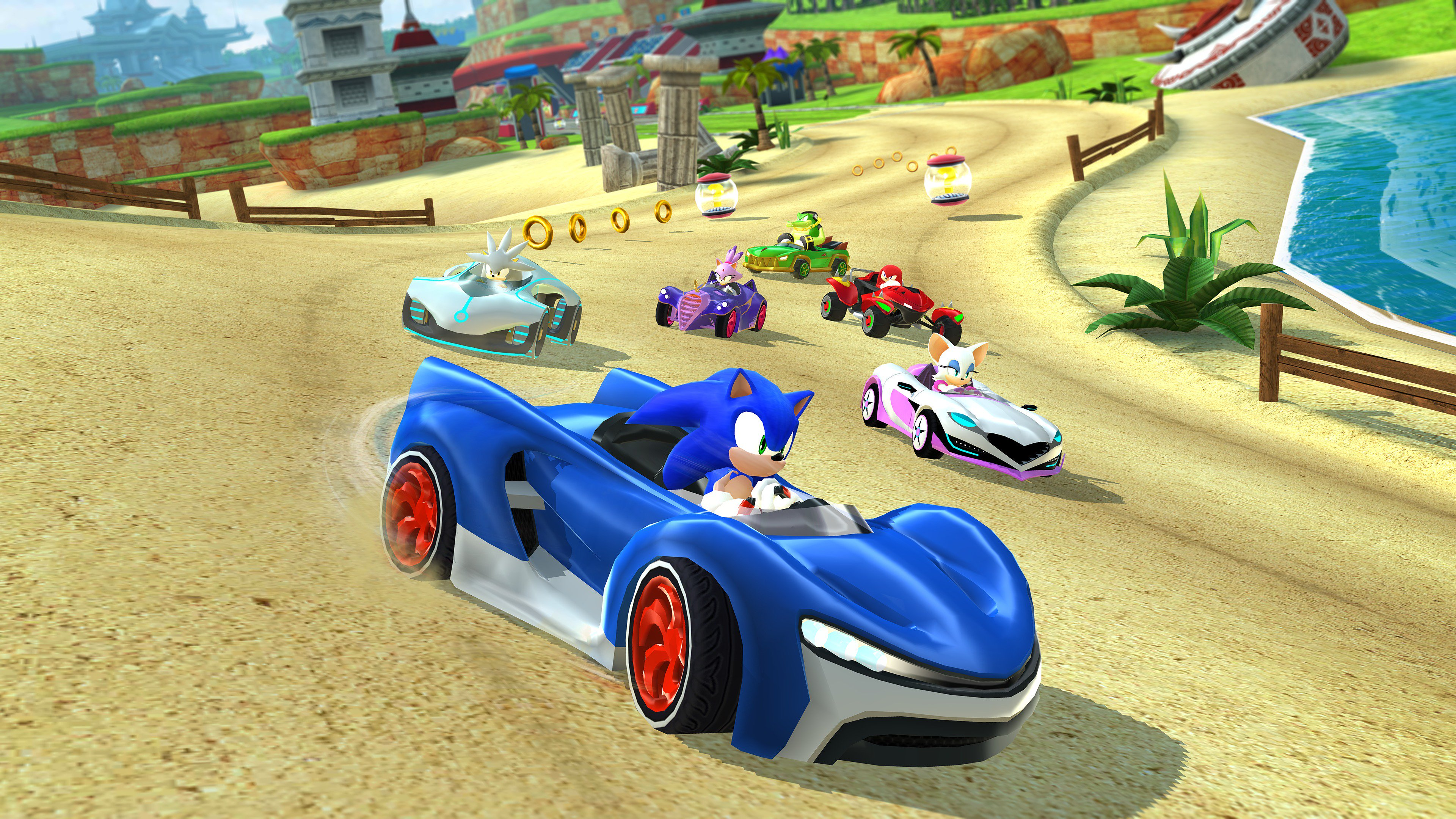 Photo of Sonic Racing in the works, will join Apple Arcade