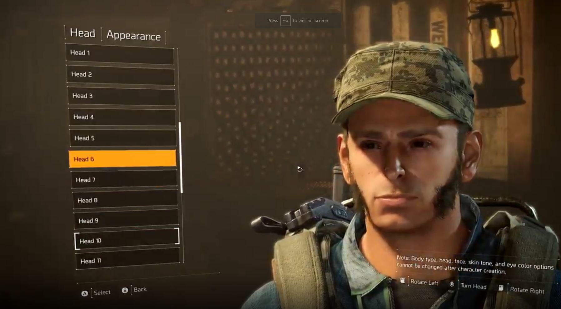 Photo of Sneak Peek of The Division 2's Character Customization options